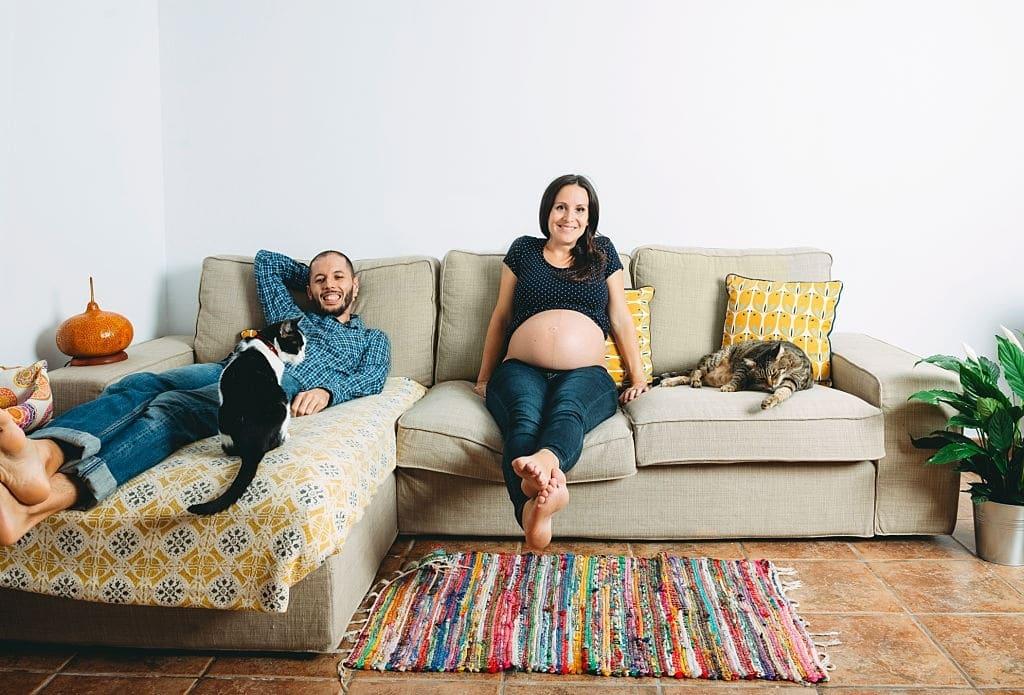 Mascotas en el embarazo embarazo
